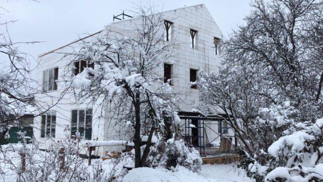 Строительство теплого дома